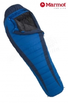 Marmot Schlafsack Sawtooth X-Wide -3/-10/-28 Electric Tempest