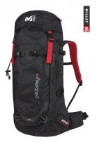 Millet Rucksack Peuterey Integrale 45+10 Alpinrucksack - Black