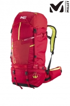 Millet Ubic 50+10 Trekking Rucksack Red