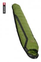 Millet XP 1000 Daunen-Schlafsack links -1/-8/-25 macaw green