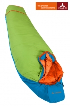 Vaude Kinder Schlafsack Dreamer Adjust 450 left skyline