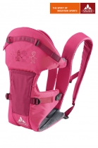 Vaude Kindersitz Soft IV raspberry