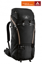 Vaude Rucksack Astra Light 60 Liter Black