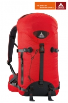 Vaude Rucksack Tec Rock 32 Liter - Red