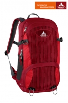 Vaude Rucksack Wizard Air 30+4 Liter - Darkred