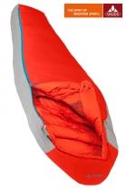 Vaude Schlafsack Cheyenne 700 -1/-7/-25 Orange
